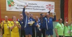 53 Deutsche Prellballmeisterschaften Senioren