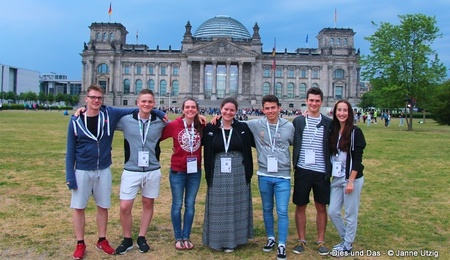 Deutsches Turnfest Berlin 2017 – Bilder