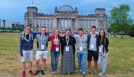 Deutsches Turnfest Berlin 2017 – Bilder