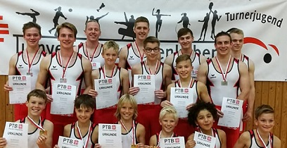 Pfalzmeistertitel für TGS Team