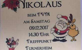 Nikolausfeier 2017