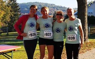 Damen meistern Halbmarathon