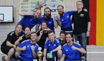 Pfalz stellt erneut Deutschen Prellballmeister