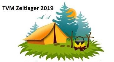 Zeltlager 2019