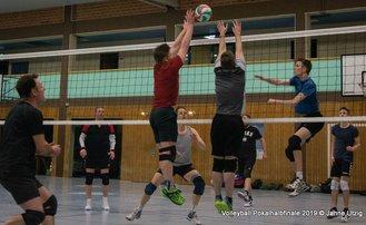 Volleyball beim TVM
