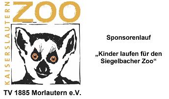 Sponsorenlauf Siegelbacher Zoo